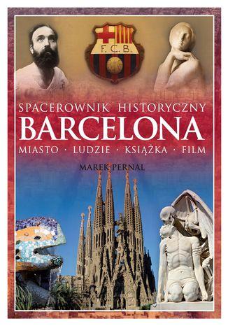 Okładka książki Barcelona