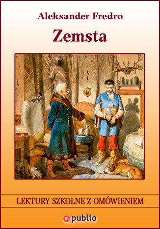Okładka książki/ebooka Zemsta