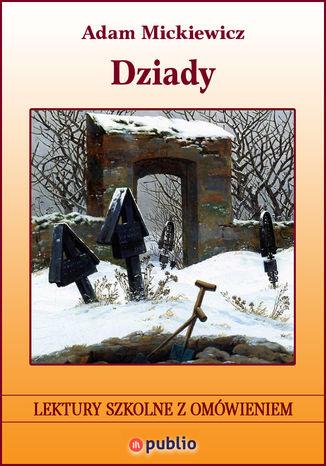 Okładka książki/ebooka Dziady