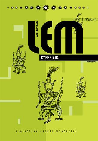 Okładka książki/ebooka Cyberiada