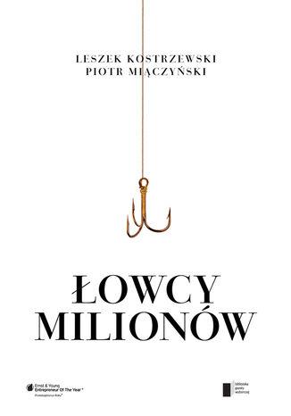 Okładka książki/ebooka Łowcy milionów