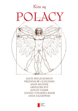 Okładka książki Kim są Polacy