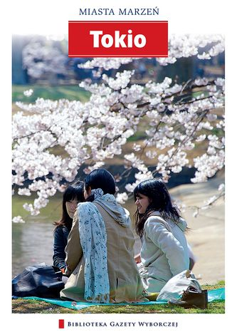 Okładka książki Tokio