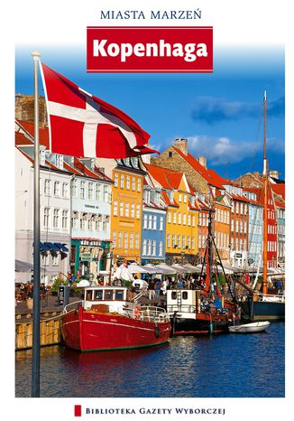 Okładka książki Kopenhaga