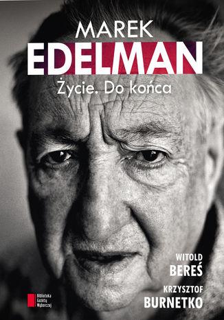 Okładka książki Marek Edelman