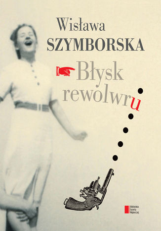 Okładka książki Błysk rewolwru