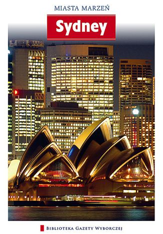 Okładka książki Sydney