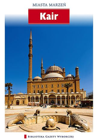 Okładka książki Kair