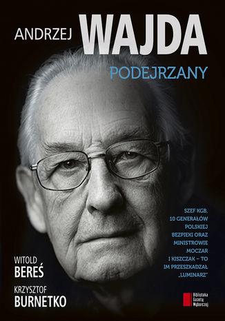 Okładka książki Andrzej Wajda