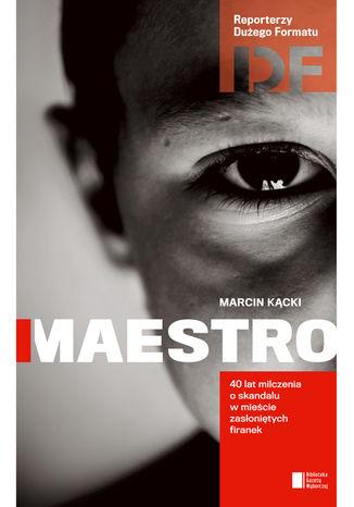 Okładka książki/ebooka Maestro