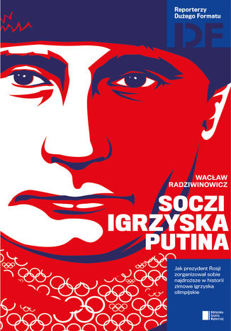Okładka książki/ebooka Soczi. Igrzyska Putina