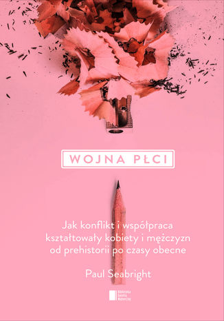 Okładka książki Wojna płci