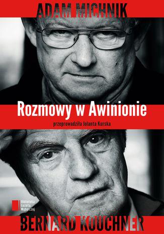 Okładka książki/ebooka Rozmowy w Awinionie