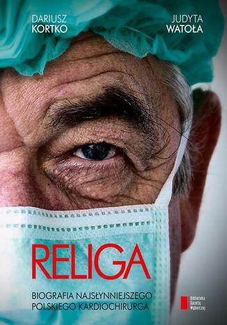 Okładka książki/ebooka Religa