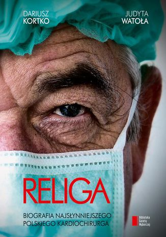 Okładka książki Religa
