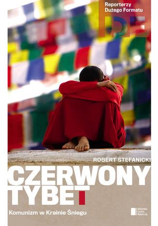Okładka książki/ebooka Czerwony Tybet