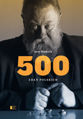 Okładka książki 500 zdań polskich