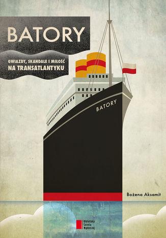 Okładka książki Batory