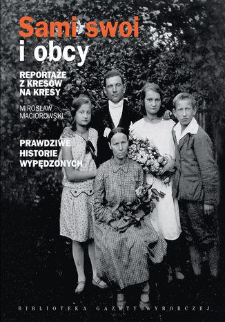 Okładka książki/ebooka Sami swoi i obcy