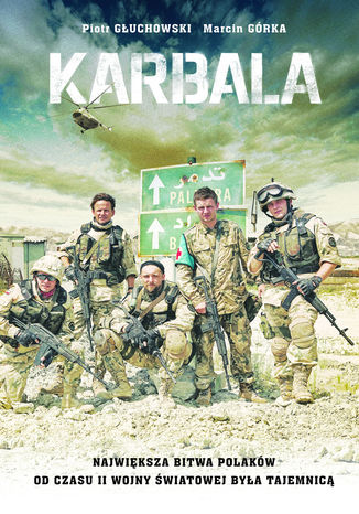 Okładka książki Karbala