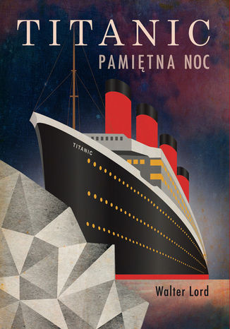 Okładka książki/ebooka Titanic