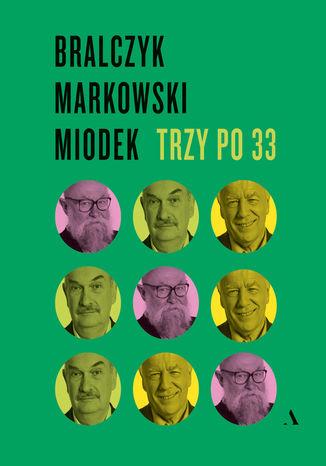 Okładka książki/ebooka Trzy po 33