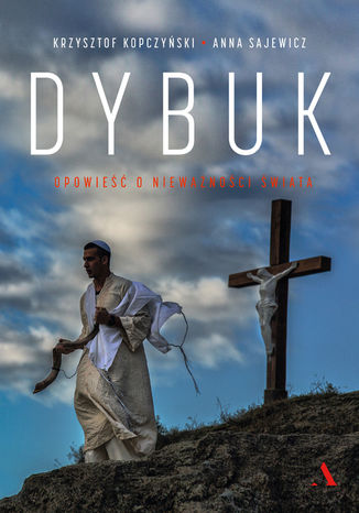 Okładka książki Dybuk