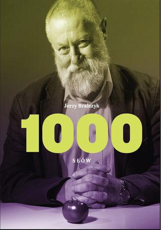 Okładka książki 1000 słów
