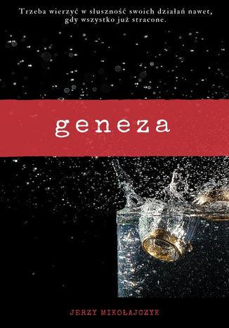 Okładka książki Geneza