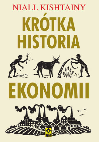 Okładka książki Krótka historia ekonomii