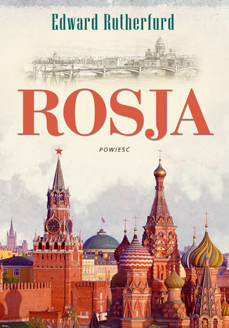 Okładka książki Rosja