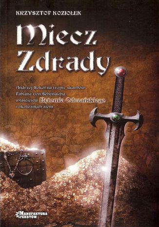 Okładka książki Miecz zdrady