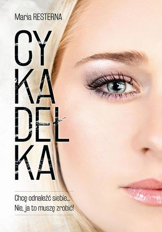 Okładka książki/ebooka Cykadełka