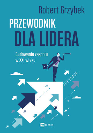 Okładka książki/ebooka Przewodnik dla lidera
