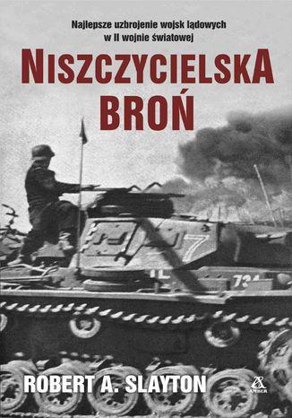 Okładka książki/ebooka Niszczycielska broń