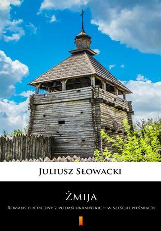 Okładka książki Żmija