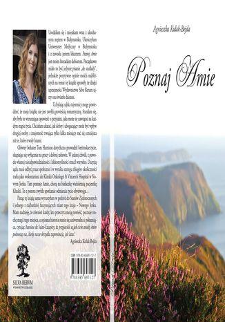 Okładka książki Poznaj Amie