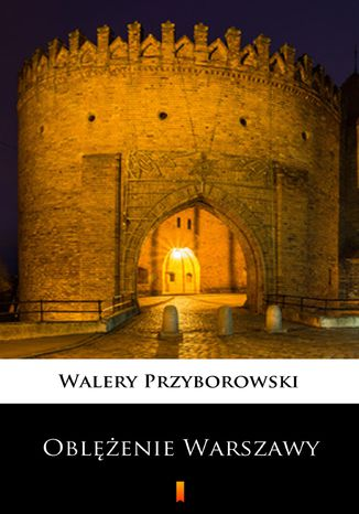 Okładka książki Oblężenie Warszawy