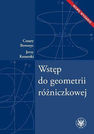 Okładka książki/ebooka Wstęp do geometrii różniczkowej