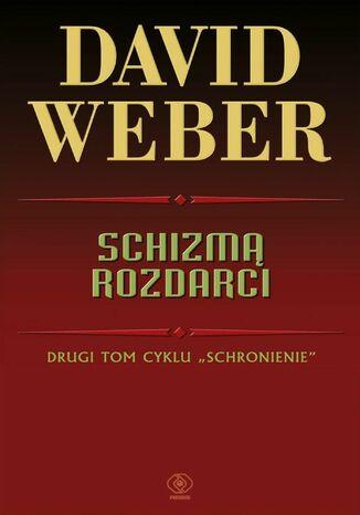 Okładka książki Schizmą rozdarci