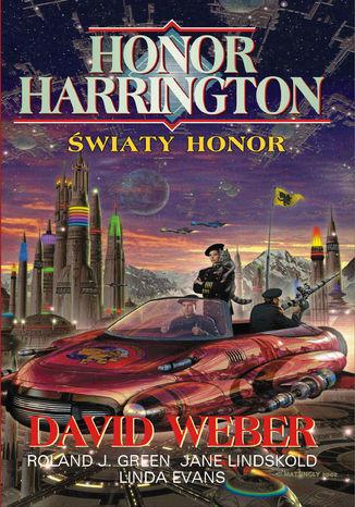 Okładka książki/ebooka Honor Harrington. Światy Honor
