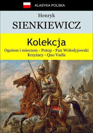 Okładka książki Kolekcja Sienkiewicza