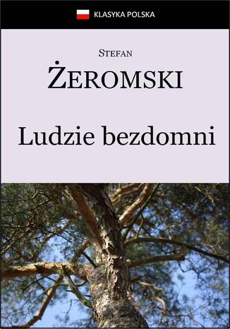 Okładka książki/ebooka Ludzie bezdomni