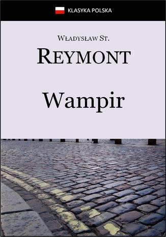 Okładka książki Wampir