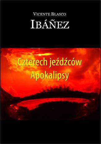 Okładka książki Czterech jeźdźców Apokalipsy