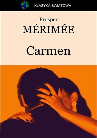 Okładka książki Carmen
