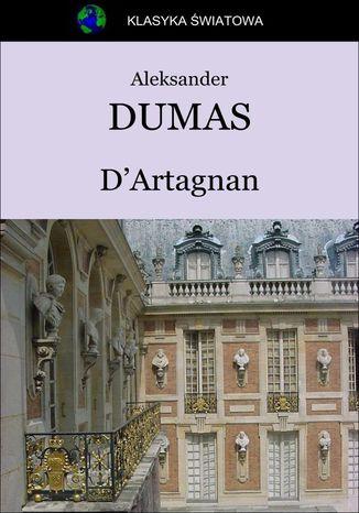 Okładka książki D'Artagnan