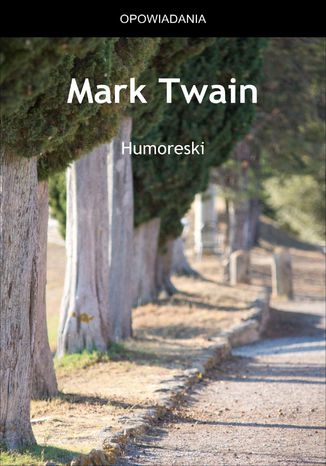 Okładka książki Humoreski