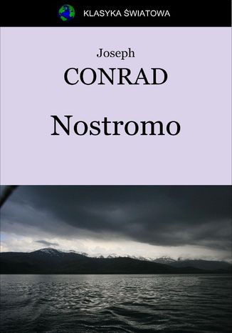 Okładka książki Nostromo