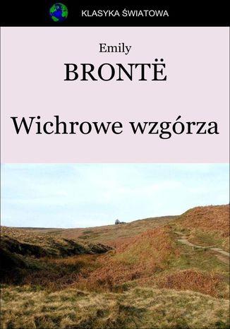 Okładka książki/ebooka Wichrowe wzgórza